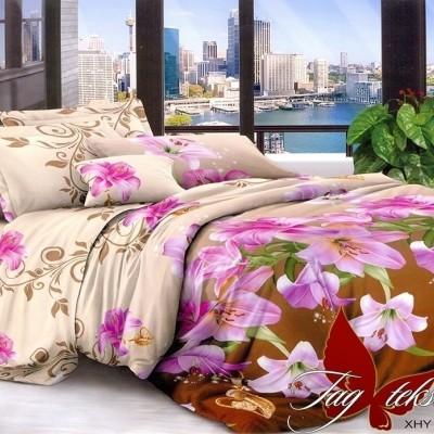 Комплект постельного белья поликоттон «XHY1666» TAG
