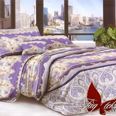 Комплект постельного белья поликоттон «XHY303» TAG