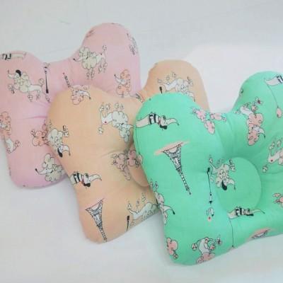 Подушка детская «Бабочка» TAG