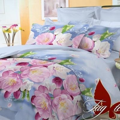 Комплект постельного белья поликоттон «BR4376» TAG