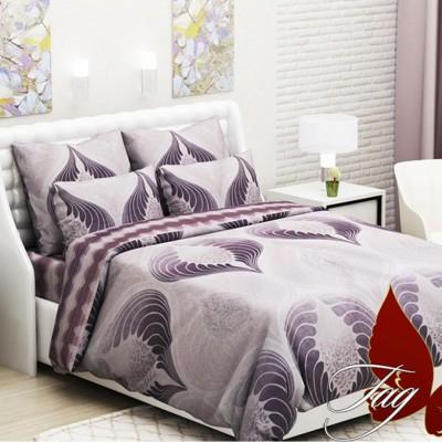 Комплект постельного белья ранфорс «R6903» TAG