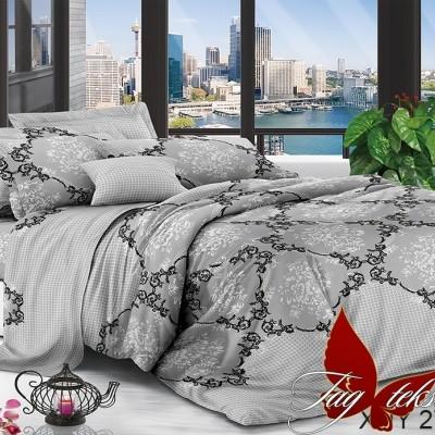 Комплект постельного белья поликоттон «XHY2709» TAG