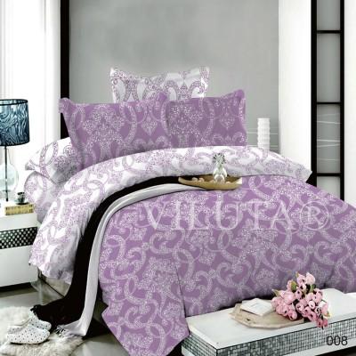 Комплект постельного белья «Poplin Damask-008» Viluta