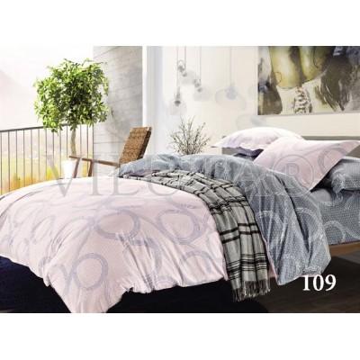 Комплект постельного белья «Satin Tvil-109» Viluta