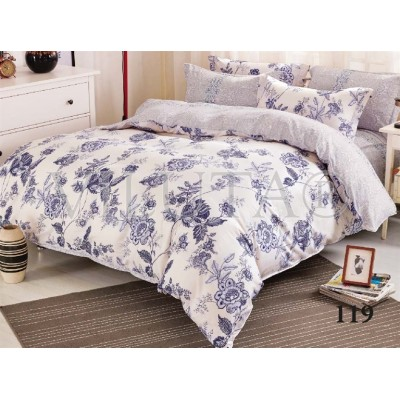 Комплект постельного белья «Satin Tvil-119» Viluta