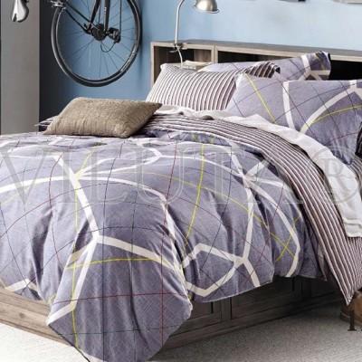 Комплект постельного белья «Satin Tvil-120» Viluta