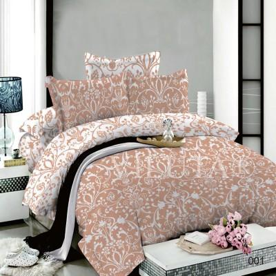 Комплект постельного белья «Poplin Damask-001» Viluta