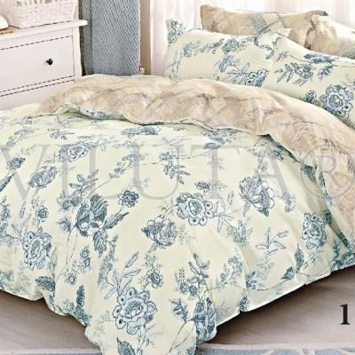 Комплект постельного белья «Satin Tvil-111» Viluta