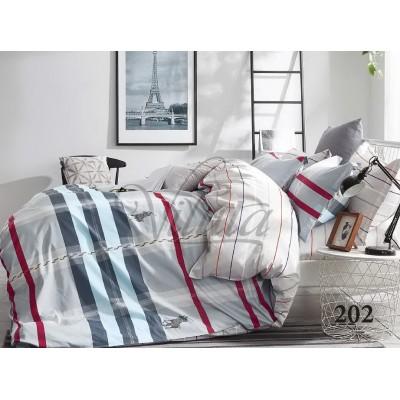 Комплект постельного белья «Satin Tvil-202» Viluta