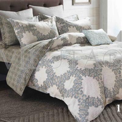 Комплект постельного белья «Satin Tvil-112» Viluta