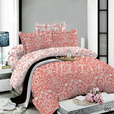 Комплект постельного белья «Poplin Damask-002» Viluta