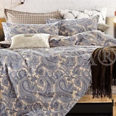 Комплект постельного белья «Satin Tvil-103» Viluta