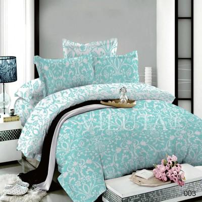 Комплект постельного белья «Poplin Damask-003» Viluta