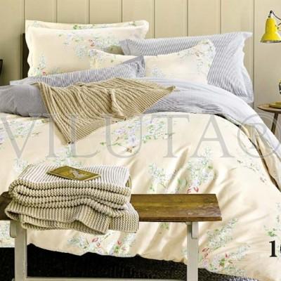 Комплект постельного белья «Satin Tvil-104» Viluta