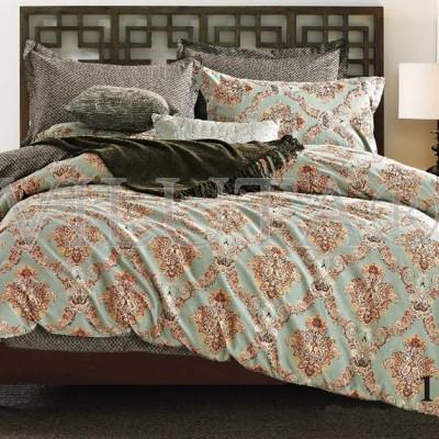 Комплект постельного белья «Satin Tvil-114» Viluta