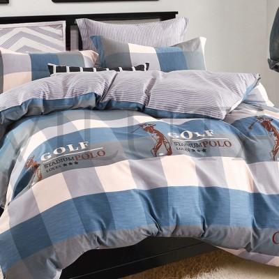 Комплект постельного белья «Satin Tvil-262» Viluta