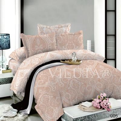 Комплект постельного белья «Poplin Damask-005» Viluta