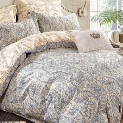 Комплект постельного белья «Satin Tvil-106» Viluta