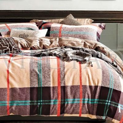 Комплект постельного белья «Satin Tvil-116» Viluta