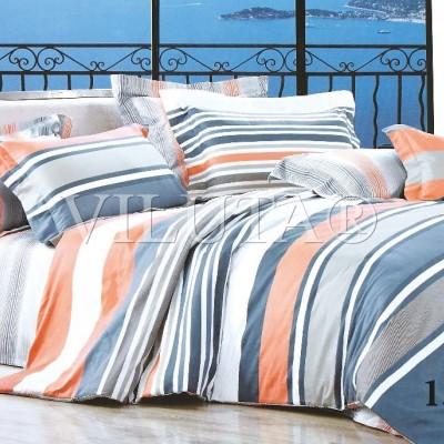 Комплект постельного белья «Satin Tvil-130» Viluta