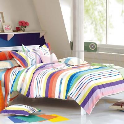 Комплект постельного белья «Satin Tvil-244» Viluta