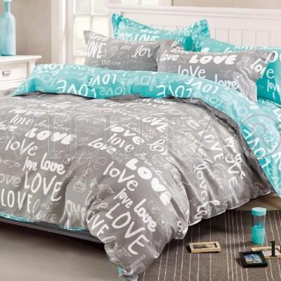 Комплект постельного белья «Satin Tvil-108» Viluta