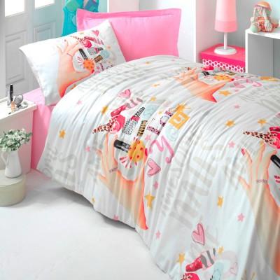 Комплект постельного белья ранфорс «Beautifully» Light House