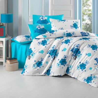 Комплект постельного белья ранфорс «Bella» Light House