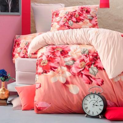 Комплект постельного белья ранфорс «Maeva» Light House