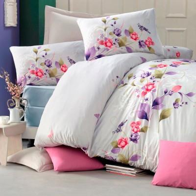 Комплект постельного белья ранфорс «Scalie» Light House