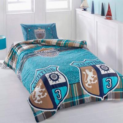 Комплект постельного белья ранфорс «Yachtingc» Light House