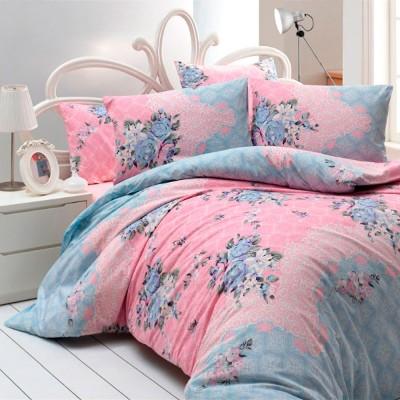 Комплект постельного белья ранфорс «Rosemary» Light House
