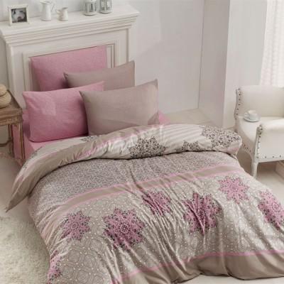 Комплект постельного белья ранфорс «Dreamy» Light House