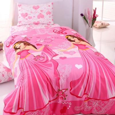 Комплект постельного белья ранфорс «Princess» Light House