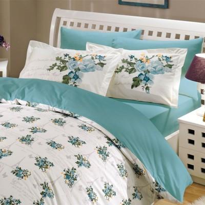 Комплект постельного белья поплин «Paris Spring» береза Hobby