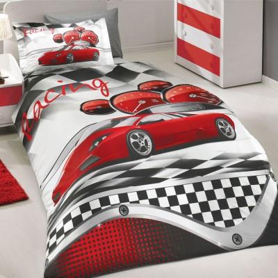 Комплект постельного белья поплин «X-Racing» Hobby