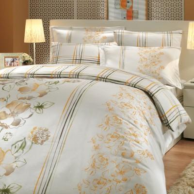 Комплект постельного белья сатин «Arabella» беж Hobby