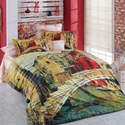 Комплект постельного белья поплин «Venezia» Hobby