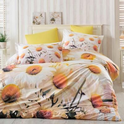 Комплект постельного белья поплин «Daisy» Hobby