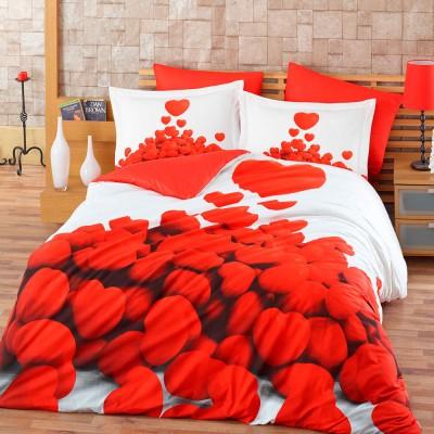 Комплект постельного белья поплин «Romantic» Hobby