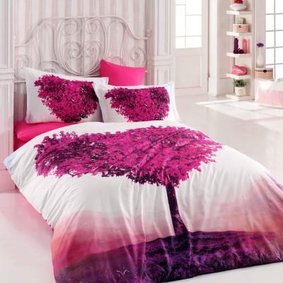Комплект постельного белья поплин «Paradise» Hobby