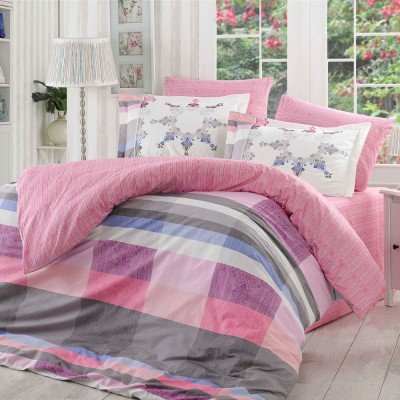 Комплект постельного белья поплин «Alanza» Hobby