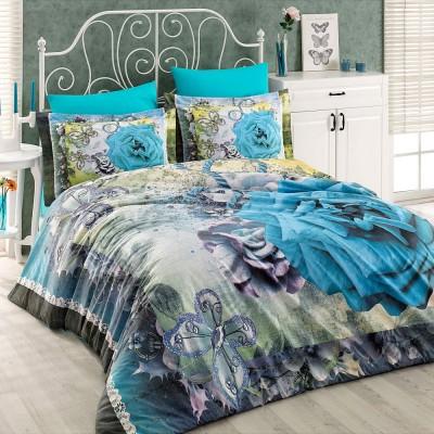 Комплект постельного белья поплин «Cristina» Hobby