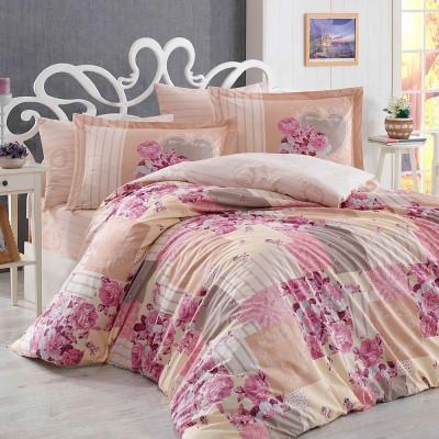 Комплект постельного белья поплин «Rachele» Hobby