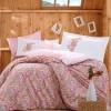 Комплект постельного белья поплин «Giulia» розовый Hobby