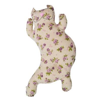 Подушка декор «Кот-Lilac» Прованс