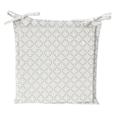 Подушка на стул с ушками «Ажур» Прованс Классик