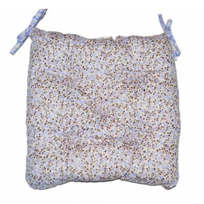 Подушка на стул «Цветы-Лаванда» Прованс Классик