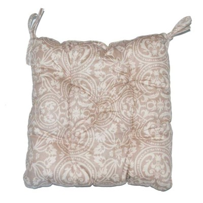 Подушка на стул «Фреска» Прованс Классик