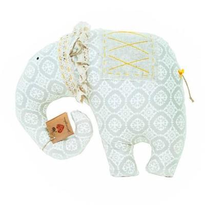 Подушка декор «Слон-Ажур» Прованс